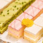 季節の一口カットケーキ