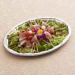 合鴨のピンチョス3種盛り