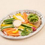 彩り野菜のスティック