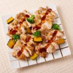 鶏肉と季節野菜のロースト